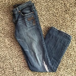 American Eagle 🦅 detailed jeans